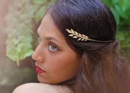 goddess headband olive leaf goddess headband leaves headband bridal hair