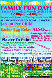 easter family day adelaide