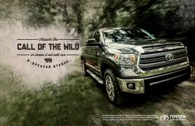toyota hunting truck toyota print advert by mmb wild ads of the world