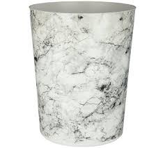 buy rome marble effect waste bin at argos co uk visit argos co uk