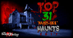 top haunted houses fan voted