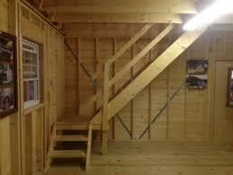 hi loft barn style