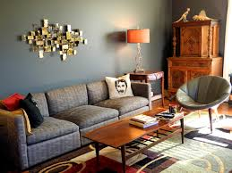 bedroom charming grey yellow orange living room design brown and