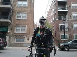 Urban Cycling Series Rolls On by Meet The Robocop Of Twin Cities Cycling Advocacy Wcco Cbs