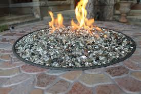 Oriflamme Sahara Fire Table by Aluminum Fire Pits Cast Aluminum Fire Pit Table