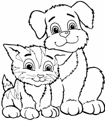 free cute cat coloring pages printable cat coloring pages for kids