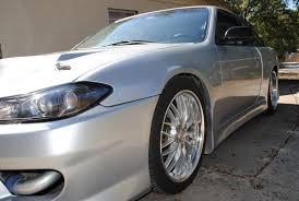 nissan altima coupe greddy exhaust fl 1995 s14 5 notchtop sr widebody greddy tomei hks drop