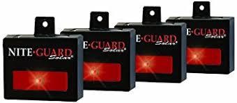 nite guard solar predator control light 4 pack amazon com nite guard solar predator control light 4 pack outdoor