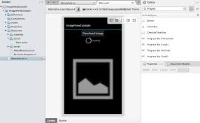 xamarin activity layout asynchronous image loading in xamarin android stacktips