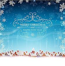 christmas snow poster background template christmas snow poster