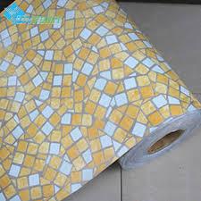 aliexpress com buy 45cmx10m mosaic wall stickers vinyl self