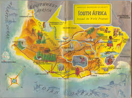 Map South Africa South Africa V02 American Geographical Society Around The World