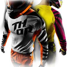 thor motocross jerseys thor 2017 fuse air dazz flo orange white kids jersey at mxstore