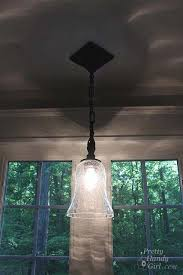 How To Hang A Pendant Light Fixture How To Install A Hard Wired Pendant Light Pretty Handy Girl