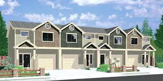 house plans for narrow lots zero lot line home plans d narrow lot duplex house plans 2 bedroom
