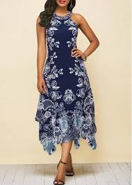 navy blue mid calf women dresses tight dress online with