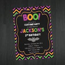 the 25 best halloween birthday invitations ideas on pinterest