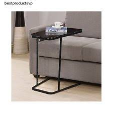 sofa c table slide under sofa table ebay