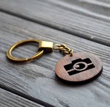 personalized wooden keychains wooden keychain gift for him men wood style design