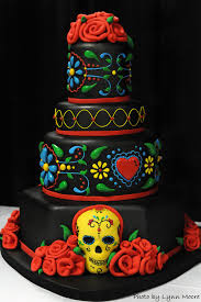 day of the dead wedding cake this might be my favourite cake yet cakes for all occasions