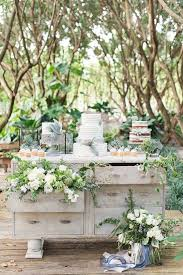 Wedding Dessert Table Garden Themed Wedding Images Wedding Themes For Summer A Garden