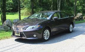 2014 lexus hybrid lexus es 300h review