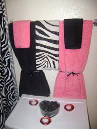 zebra bathroom ideas bathroom towel designs embellished bath towels bathroom ideas amp