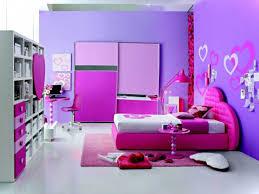 decoration beautiful purple white and blue kids room