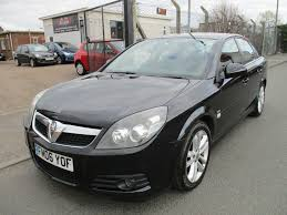 vauxhall vectra sri used black vauxhall vectra for sale bedfordshire