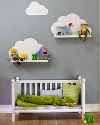 ikea hacks with limmaland could use cloud wall stickers instead