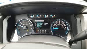 2014 f150 hidden digital speedometer youtube