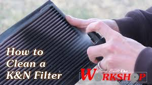 nissan 350z k n oil filter how to clean a k u0026n air filter youtube
