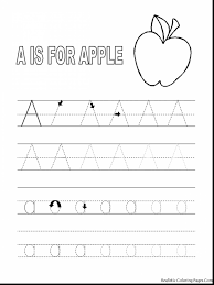stunning letters of alphabet tracing coloring pages with alphabet