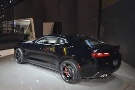 camaro 1le black 2017 chevrolet camaro 1le redesign united cars united cars
