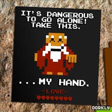 gamer valentines cards 6 s day cards from videogame characters dorkly post