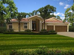 homes stucco modular homes spanish style ranch house plans floor
