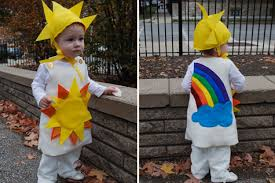 Rainbow Halloween Costume Easy Interesting Diy Halloween Costumes Kids