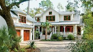cottage style house plans with porches lowcountry style house southern living