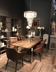 Chandelier Above Dining Table Dining Room With A Big Chandelier Dining Table