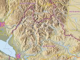 Alps On A Map Prokletije U2013 Wikipedia