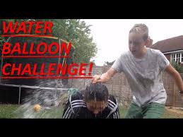 Challenge Water Wrong Water Balloon Challenge Wrong Snowy Joe