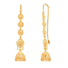 jhumka earrings online buy goldnera gold plated kaan jhumka jhumki earrings online at low