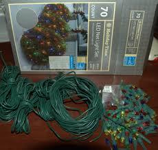 scrounging led christmas lights u2013 uchobby