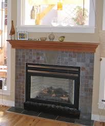 elegant chalkacrylic painted fireplace brick shabby paints in