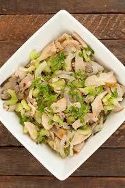 Iavarone Brothers Thanksgiving Menu Snail Salad Recipe Mygourmetconnection
