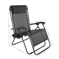 Reclining Gravity Chair Garden Reclining Zero Gravity Chair Reviews Wayfair