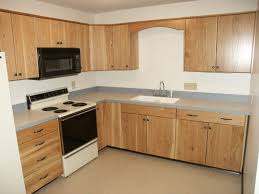 Slab Cabinet Doors More Contemporary And Modern Style - Slab kitchen cabinet doors