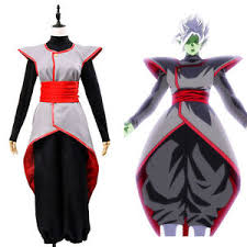 Goku Halloween Costumes Dragon Ball Super Goku Black Zamasu Merged Potara Fusion Cosplay