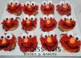 elmo cupcakes cupcakes croissants myrtle bistro bakery