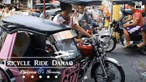 philippine tricycle design philippines tricycle ride to danao city cebu youtube